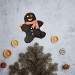 Xmas Cookie - Gingerbread man