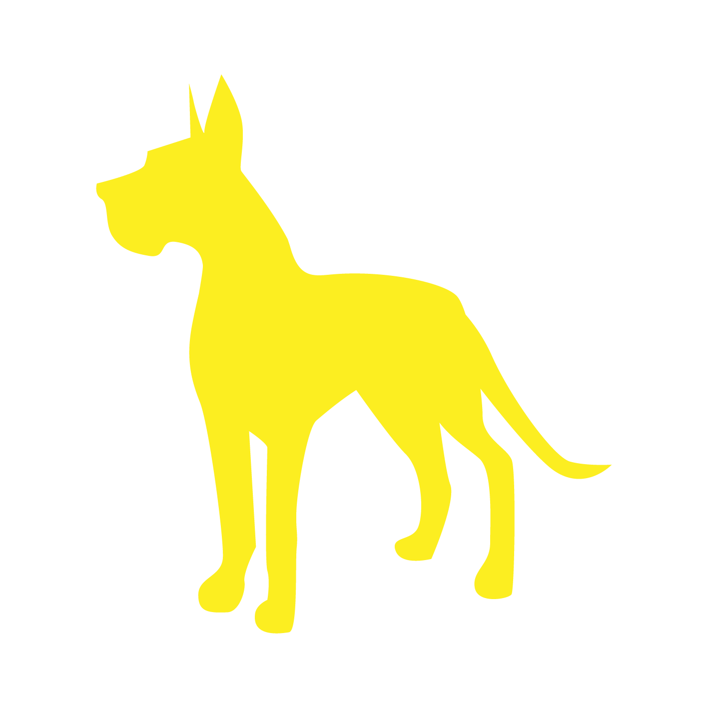 Dog Sillouhettes CNY-01